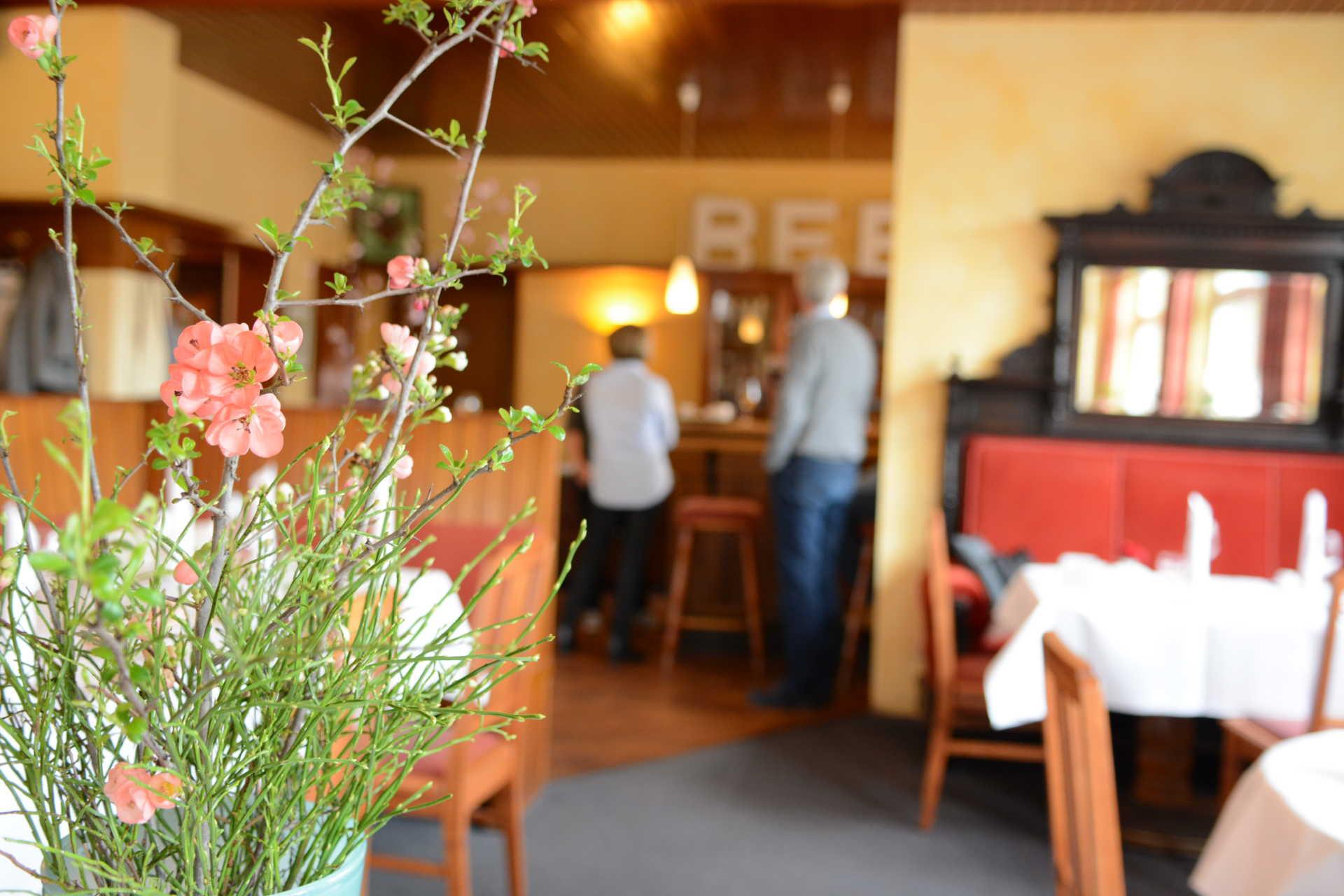 Restaurant Beesten Innenansicht