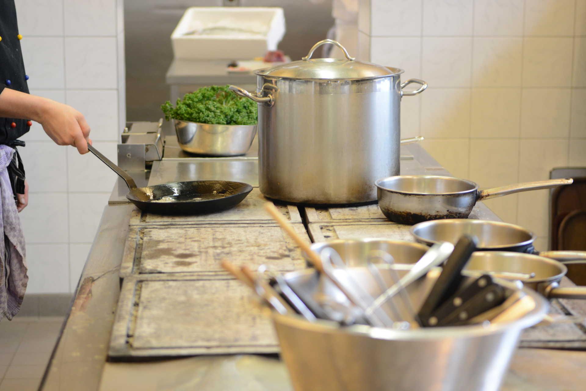 Restaurant Beesten Küche
