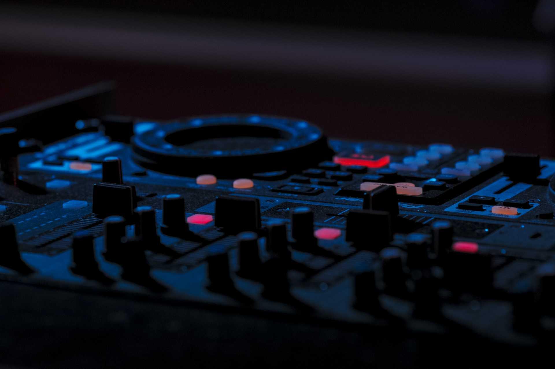 DJ Pult